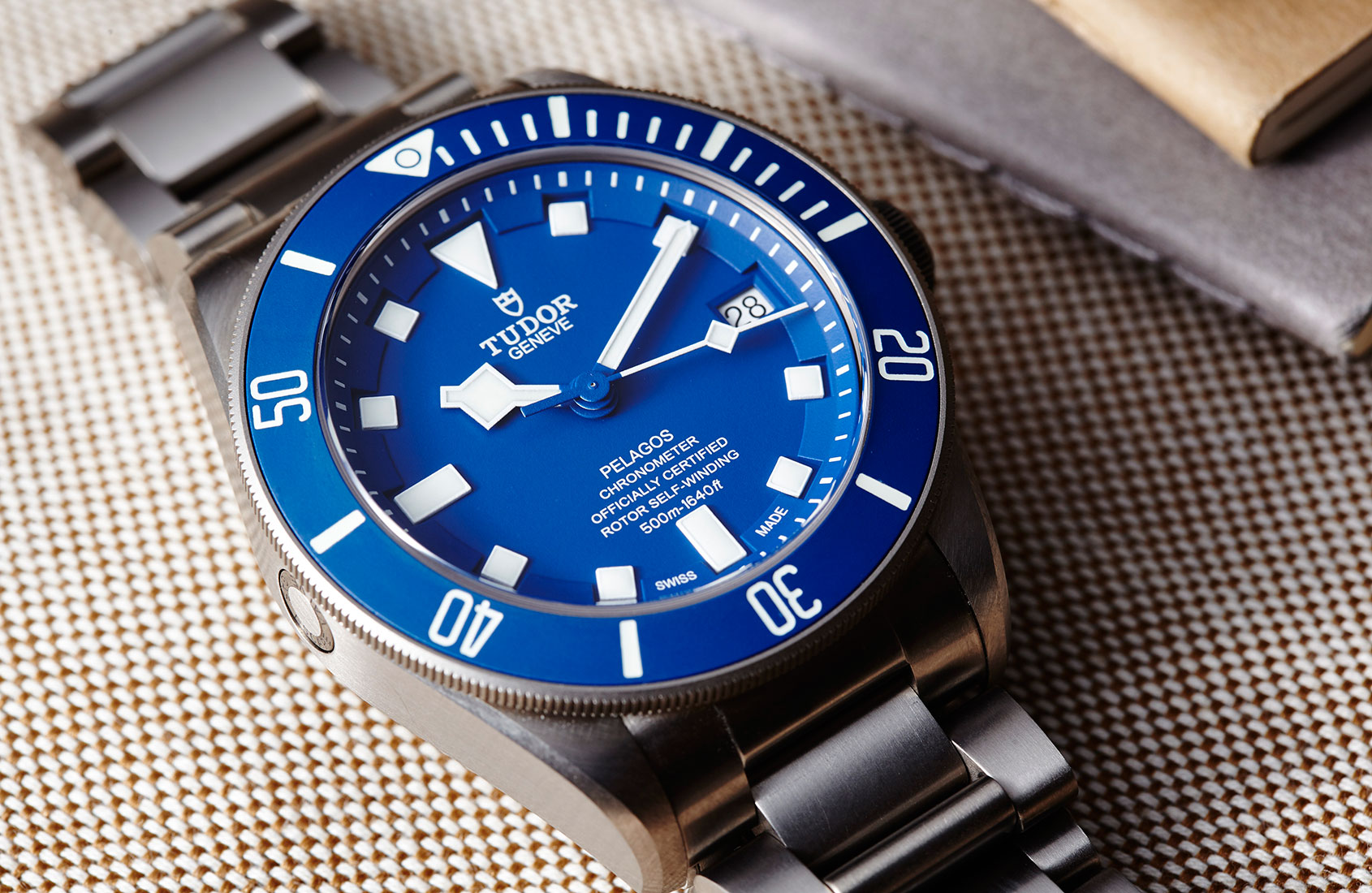 HOLIDAY BUYING GUIDE: The Tudor Pelagos