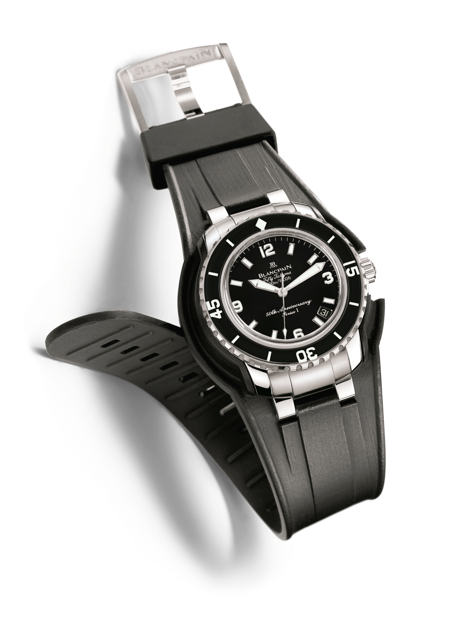 8. Blancpain-Commemorative watch