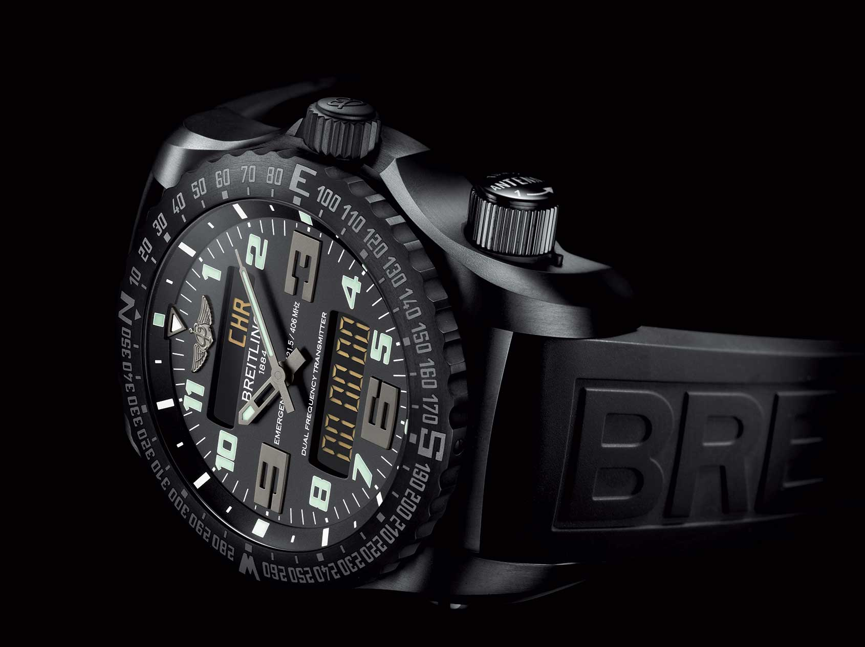 20 years of the breitling emergency insight. Black Bedroom Furniture Sets. Home Design Ideas