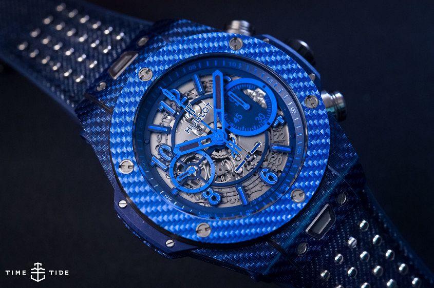 Hublot Big Bang Unico Italia Independent Blue-2