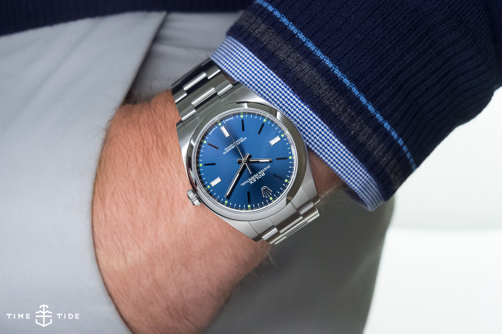 IN-DEPTH: The Rolex Oyster Perpetual 39 (ref. 114300)