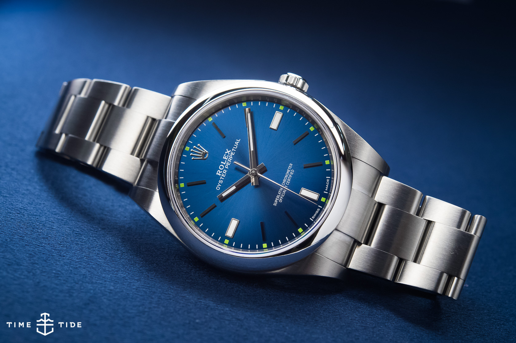 Why the Rolex Oyster Perpetual 39 ref. 114300 might be the only watch you ever need | Time and Tide Watches