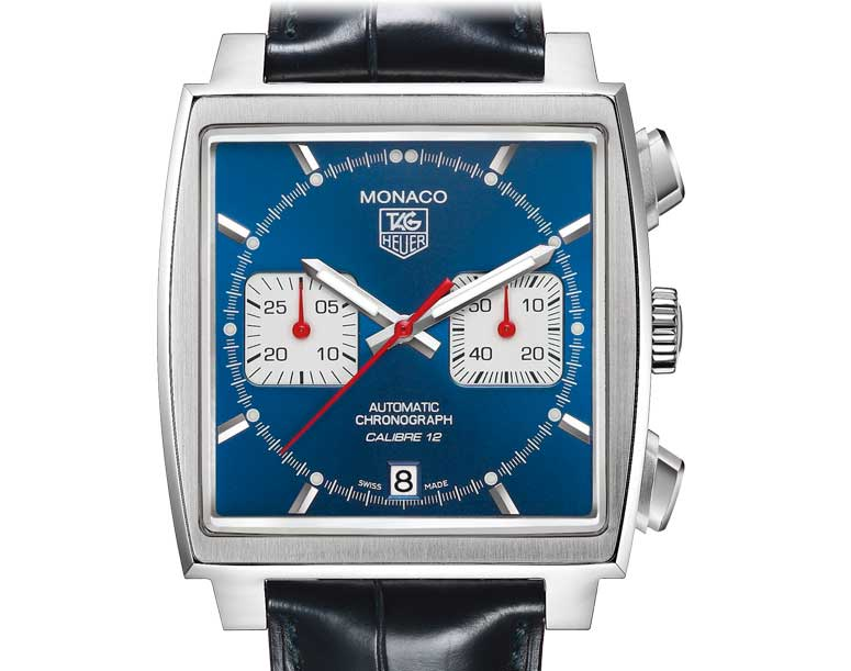 Second Hand Tag Watches >> IN-DEPTH: The TAG Heuer Monaco Calibre 11 (ref. CAW211P) - Time and Tide Watches