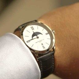 GONE IN 60 SECONDS: The Baume & Mercier Classima video review