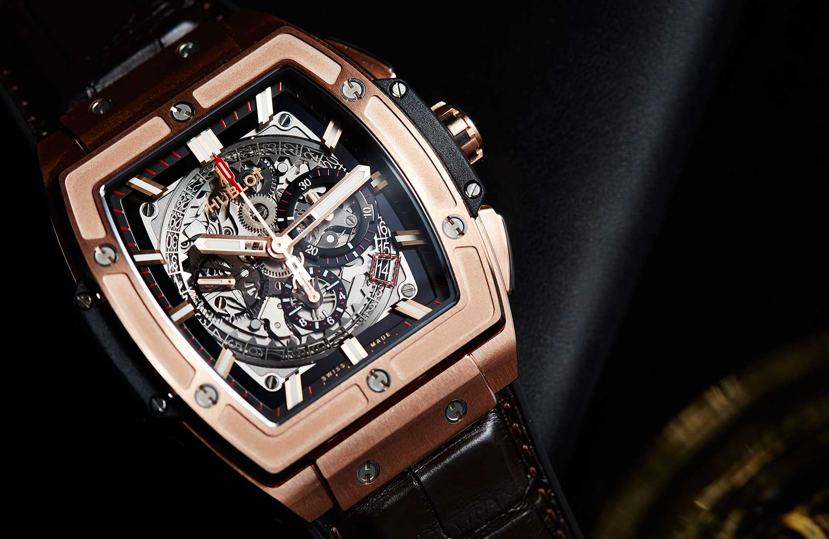 In Depth The Hublot Spirit Of Big Bang Time And Tide