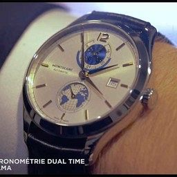 GONE IN 60 SECONDS: The Montblanc Heritage Chronométrie Dual Time Vasco da Gama video review