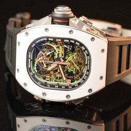 HANDS-ON: The Richard Mille RM 50-02 ACJ