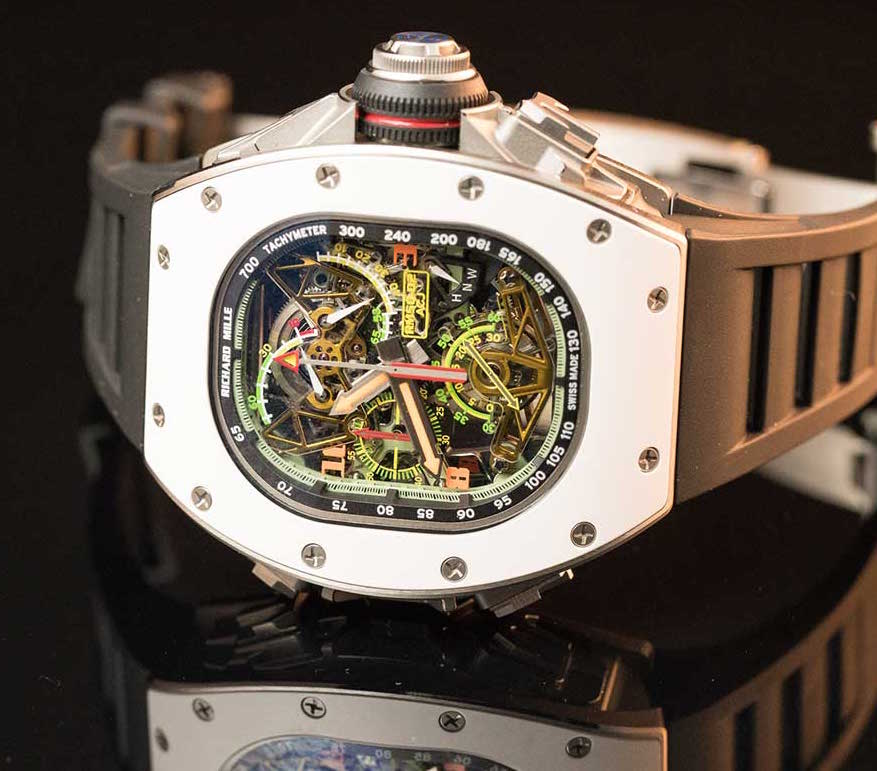 Richard Mille RM 50-02 ACJ – Hands-on Review