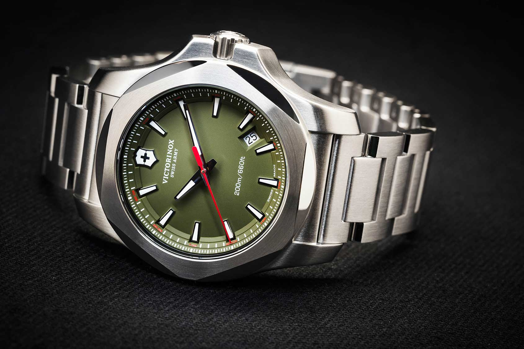 Introducing The Victorinox Swiss Army I N O X On Steel