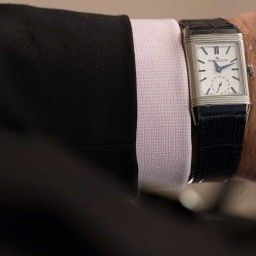 HANDS-ON: The Jaeger-LeCoultre Reverso Tribute Duo 85th Anniversary
