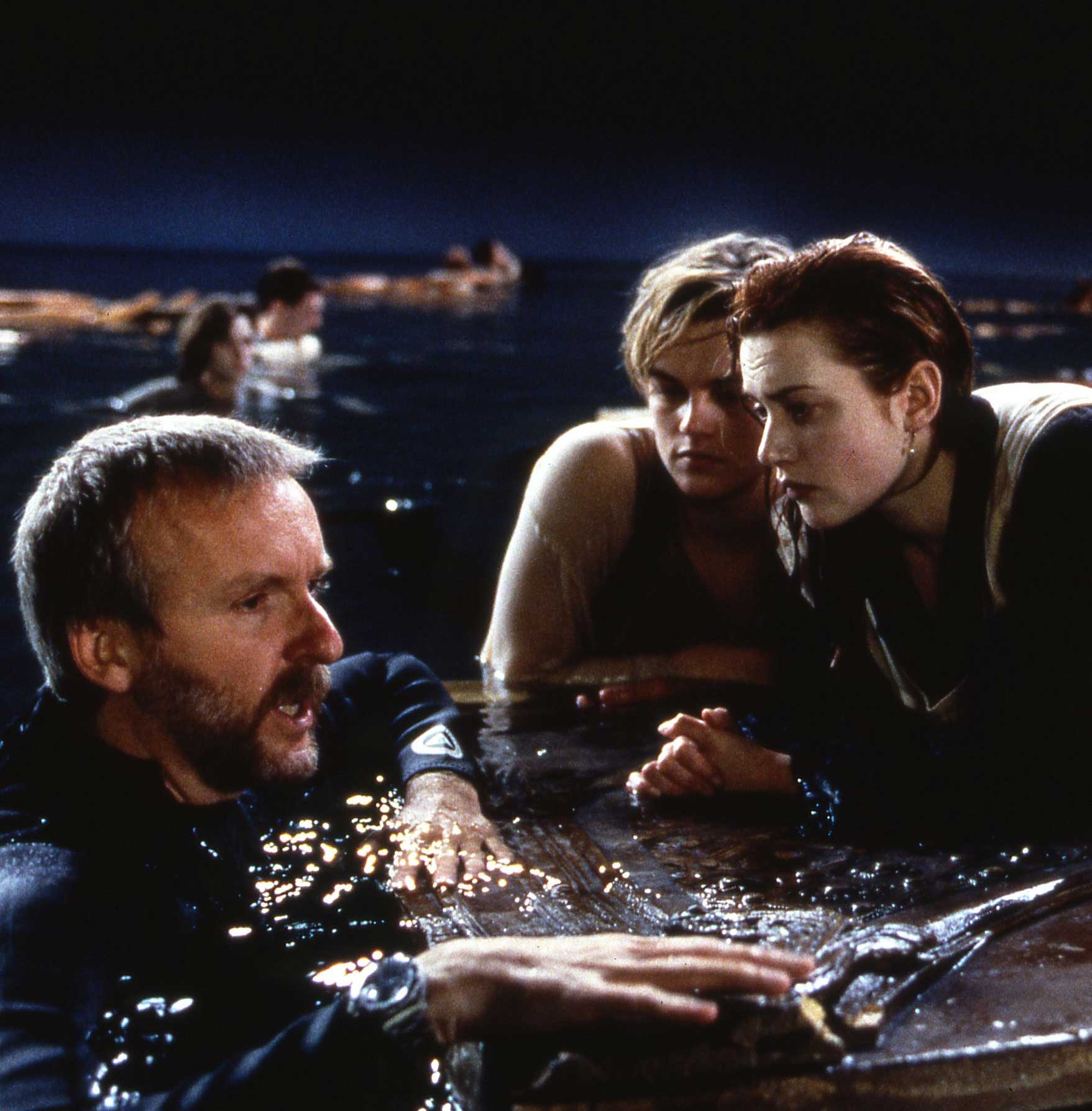 James Cameron: James Cameron's Watch Story