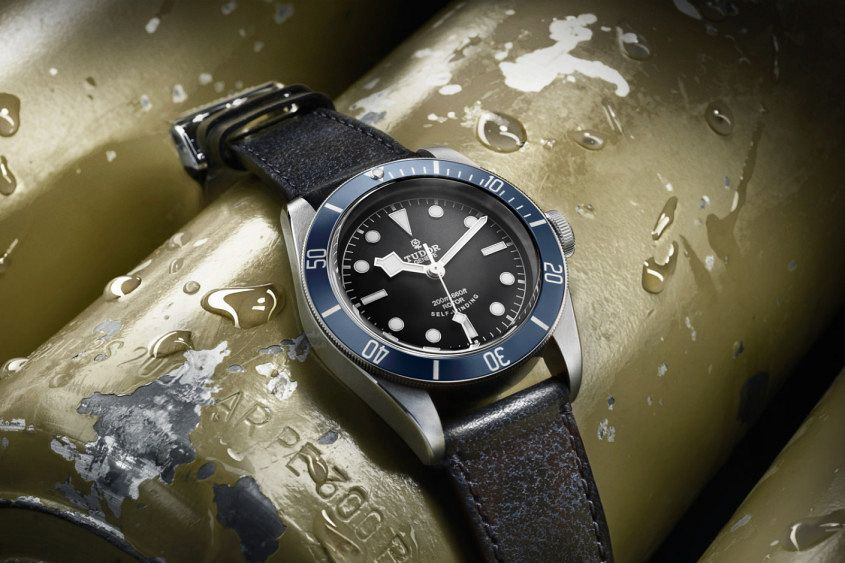 List six watches to lift your look time and tide watches - Tudor dive watch price ...