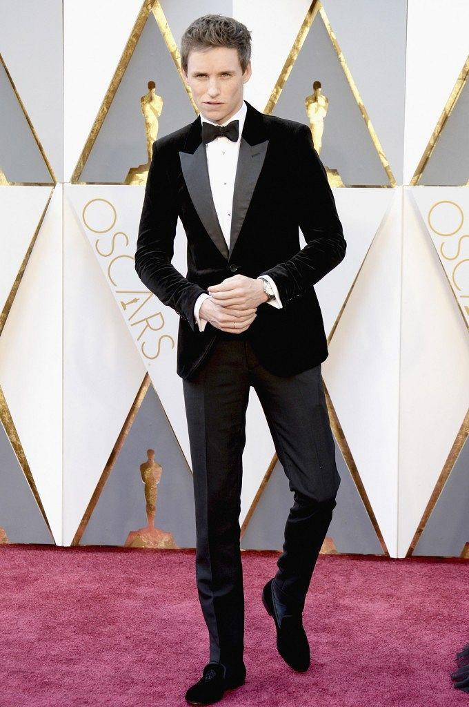 Eddie-Redmayne-Oscars-Omega-Globemaster