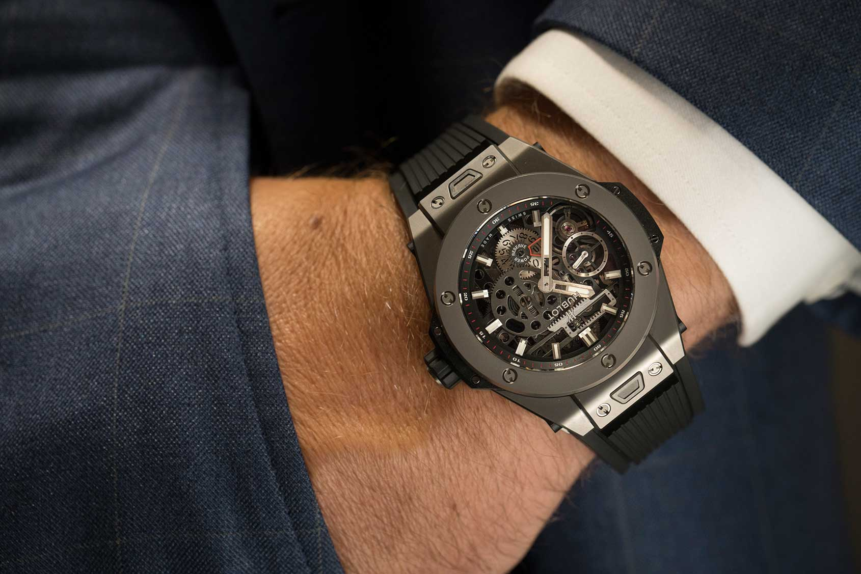 Why They All Love Their Watches