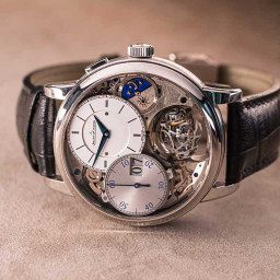 HANDS-ON: The Jaeger-LeCoultre Master Grande Tradition Gyrotourbillon 3 Jubilee Watch