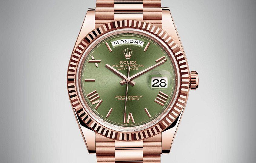 Rolex-DD40-green