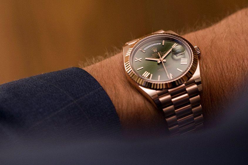 Rolex-Day-Date-40-Green