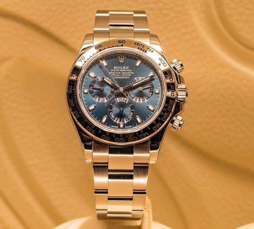 Rolex-Daytona-Blue-dial-basel-2016