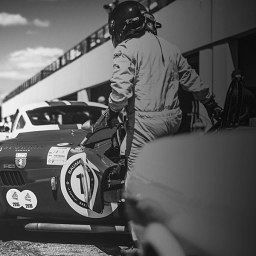 EVENT: A day of thunder on a '60s race track celebrating the Baume & Mercier Capeland Shelby Cobra