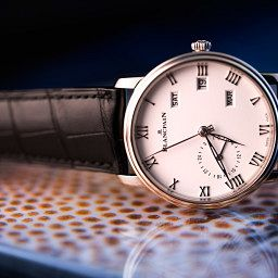 HANDS-ON: The Blancpain Villeret Annual Calendar with GMT, now in steel