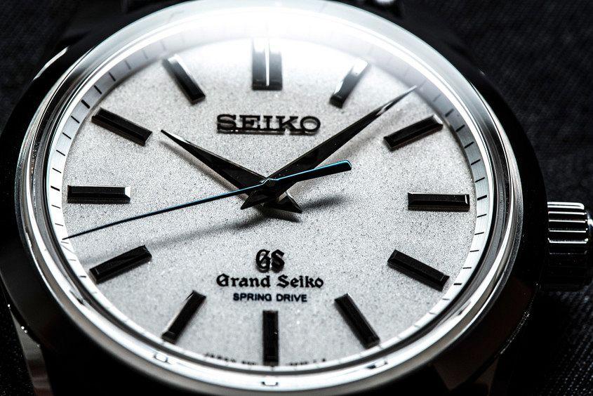 Grand Seiko Spring Drive SBGD001-1