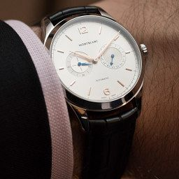 HANDS-ON: The Montblanc Twincounter Date, if you don't like date windows you should date this watch