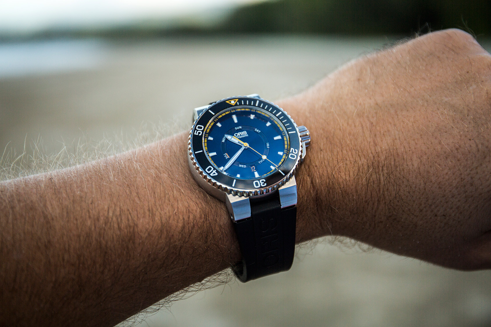 Oris Great Barrier Reef Ii Limited Edition How Bad Is The