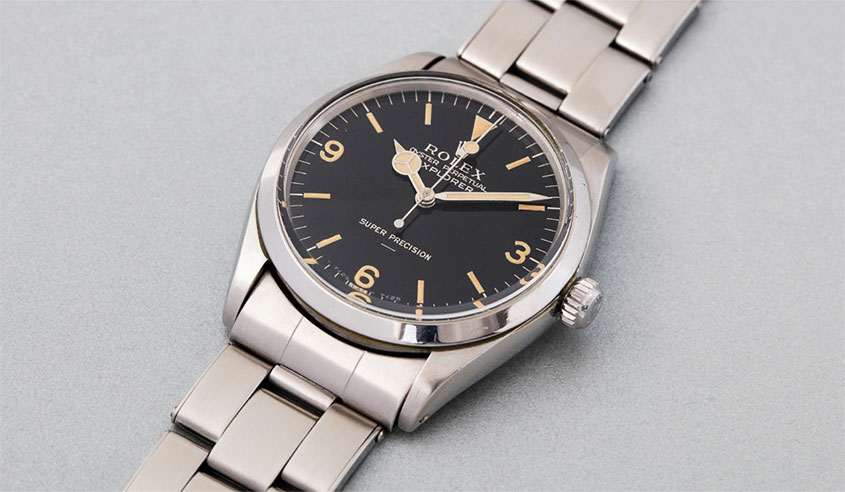 Auction-Rolex-Explorer