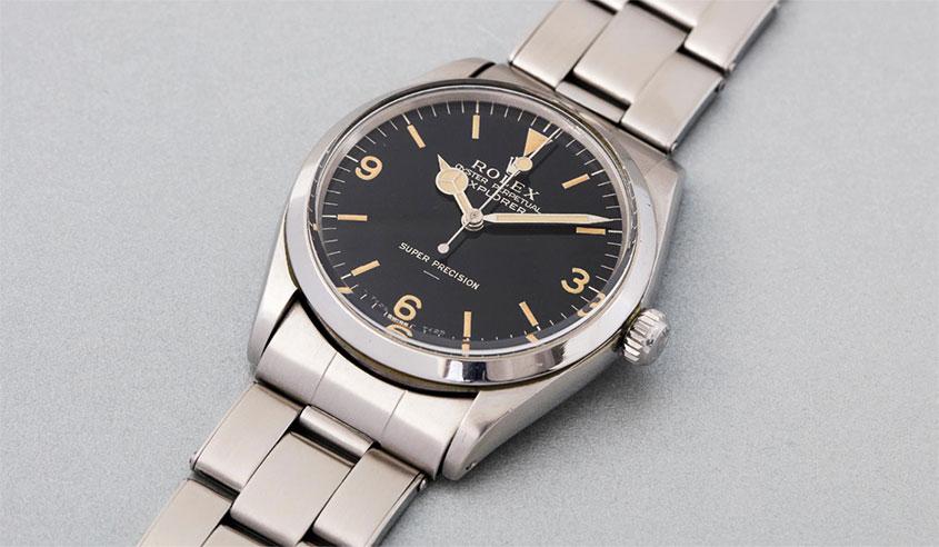 Auction-Rolex-Explorer