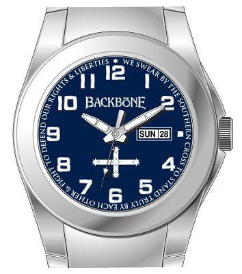 Backbone-eureka-watch