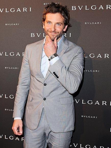 Bradley Cooper-Bulgari-Octo