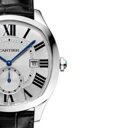 GONE IN 60 SECONDS: We take the Cartier Drive de Cartier in steel for a test drive