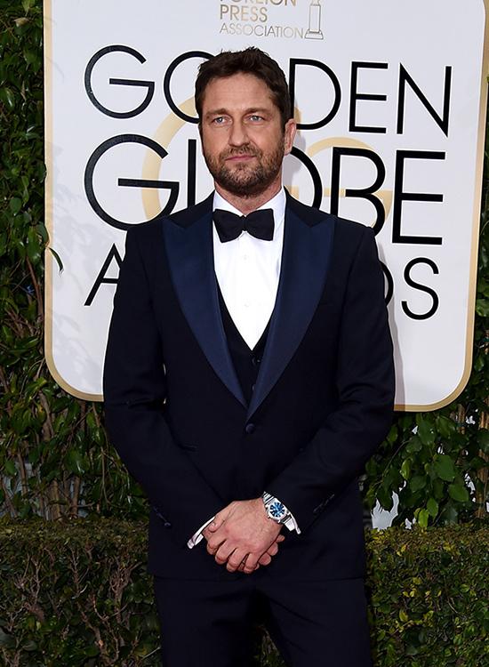 Gerard-Butler-wearing-the-Bulgari-Octo-at-the-Golden-Globe-