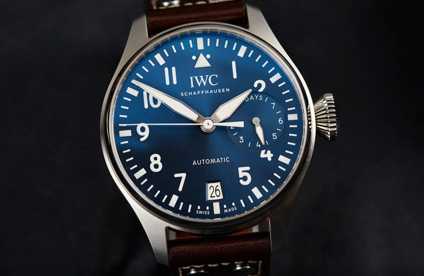 The IWC Big Pilot Le Petit Prince