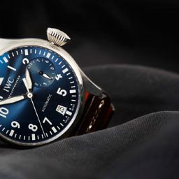 """HANDS-ON: Size does matter, the 2016 IWC Big Pilot Edition """"Le Petit Prince"""""""