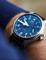 IWC-Big-Pilot-Little-prince-wrist-2
