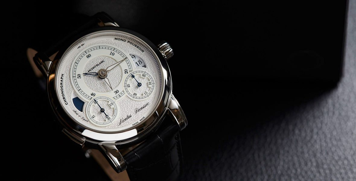 IN-DEPTH: The Montblanc Homage to Nicolas Rieussec II Limited Edition
