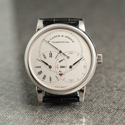 GONE IN 60 SECONDS: The A. Lange & Söhne Richard Lange Jumping Seconds video review