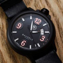 HANDS-ON: The Bausele Pilot All Black – 
