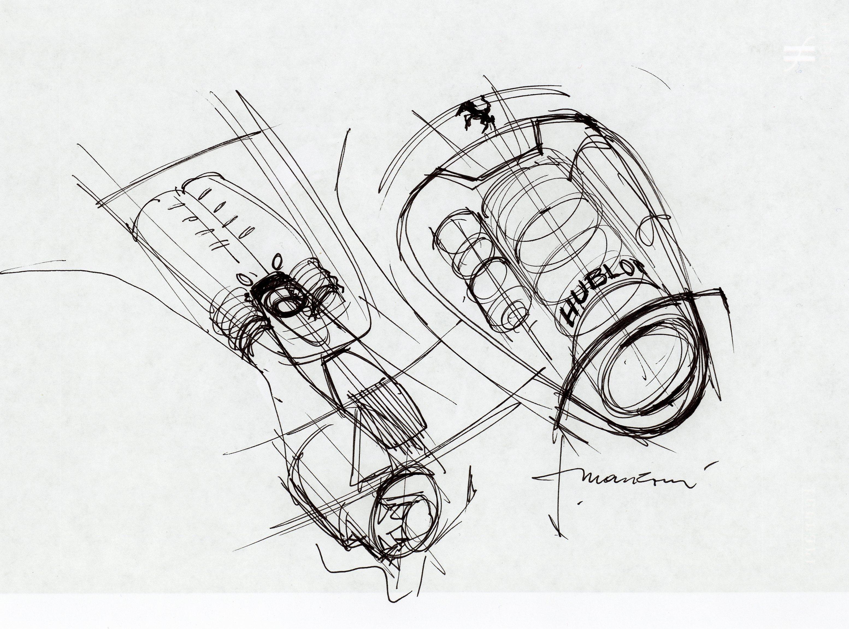 ferrari design head flavio manzoni talks hublot and the