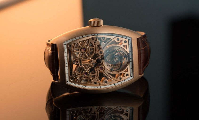 Franck Muller Thunderbolt Tourbillon replica watches