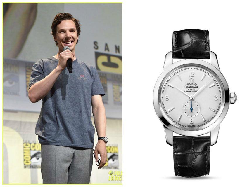 Image of Benedict Cumberbatch via justjared.com