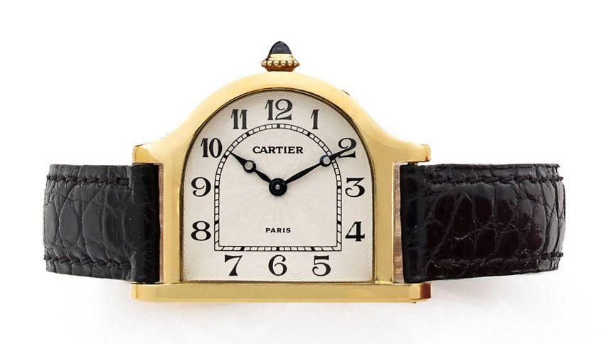 The Cartier Cloche. Image via Monochrome-watches.com