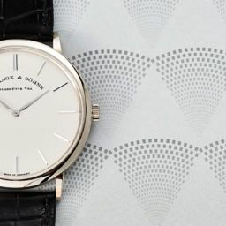 IN-DEPTH: The pure design of the A. Lange & Söhne Saxonia Thin