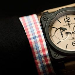 GONE IN 60 SECONDS: Sand Storm – the Bell & Ross BR 03-94 Chronograph Desert Type video review