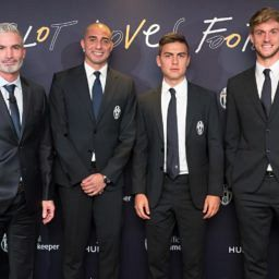 EVENT: Hublot, official timekeeper of Juventus, welcomes legend and young guns to Melbourne