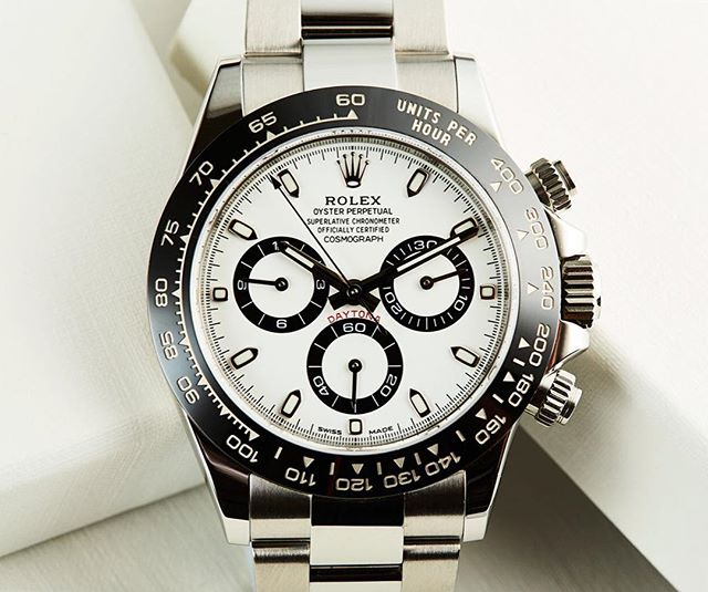 Stop what you're doing, clear your diary for 10 minutes and get stuck into our in-depth review of the hottest watch of 2016 - the @rolex Cosmograph Daytona in steel and Cerachrom. You won't regret it. ️️