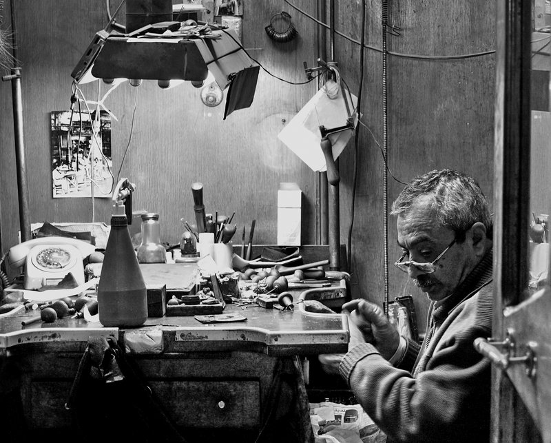 An Old Watchmaker