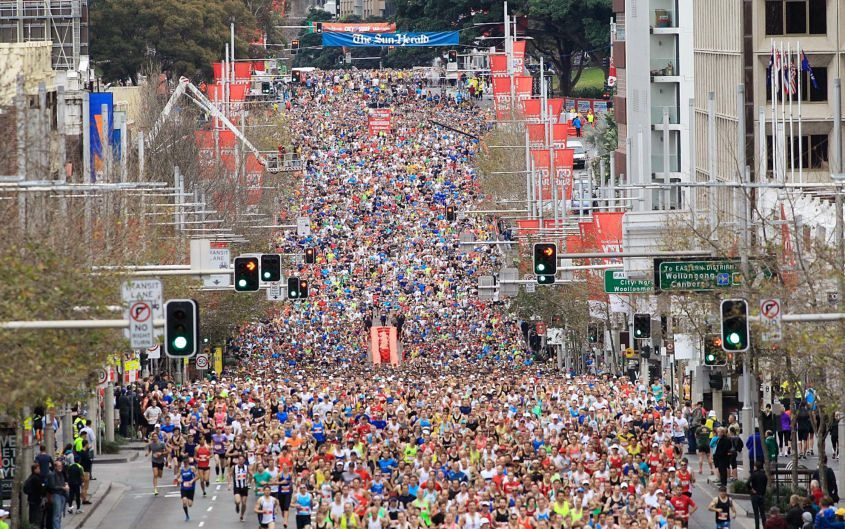 Pictures Of City2Surf - SMH/SHD