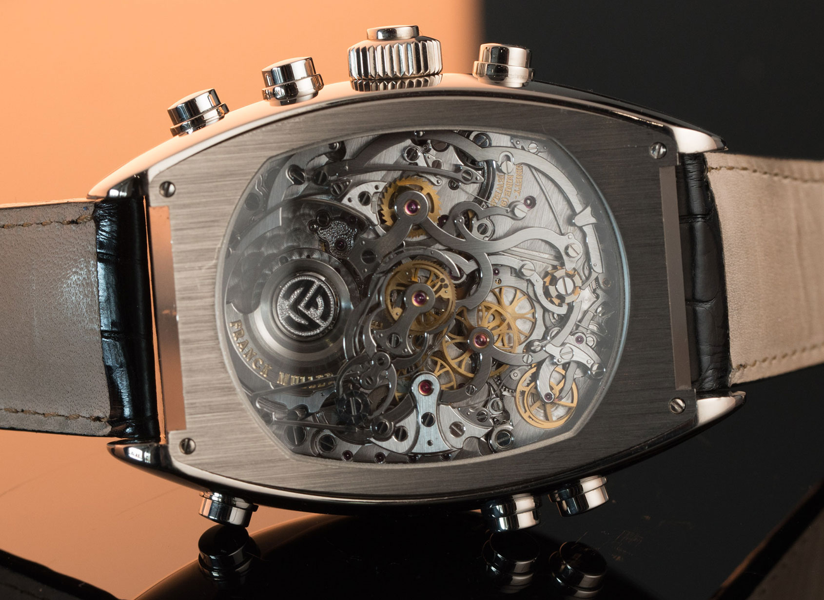 bfedf353065 Franck Muller Aeternitas Mega  Most Complicated Wristwatch Ever ...
